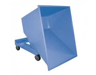 Tippcontainer 600 liter